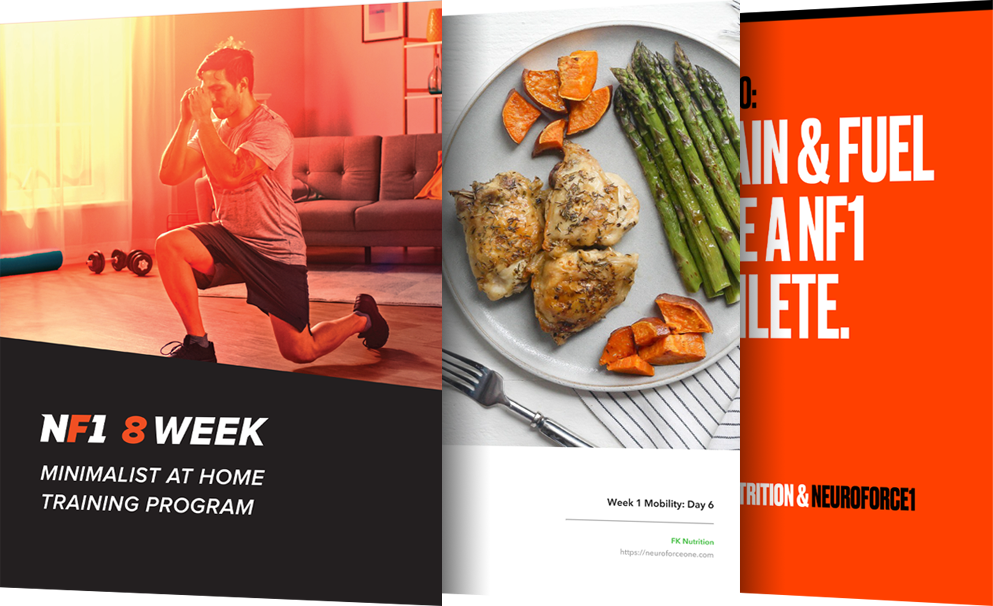 NF1 8 Week Home Training and Nutrition Program