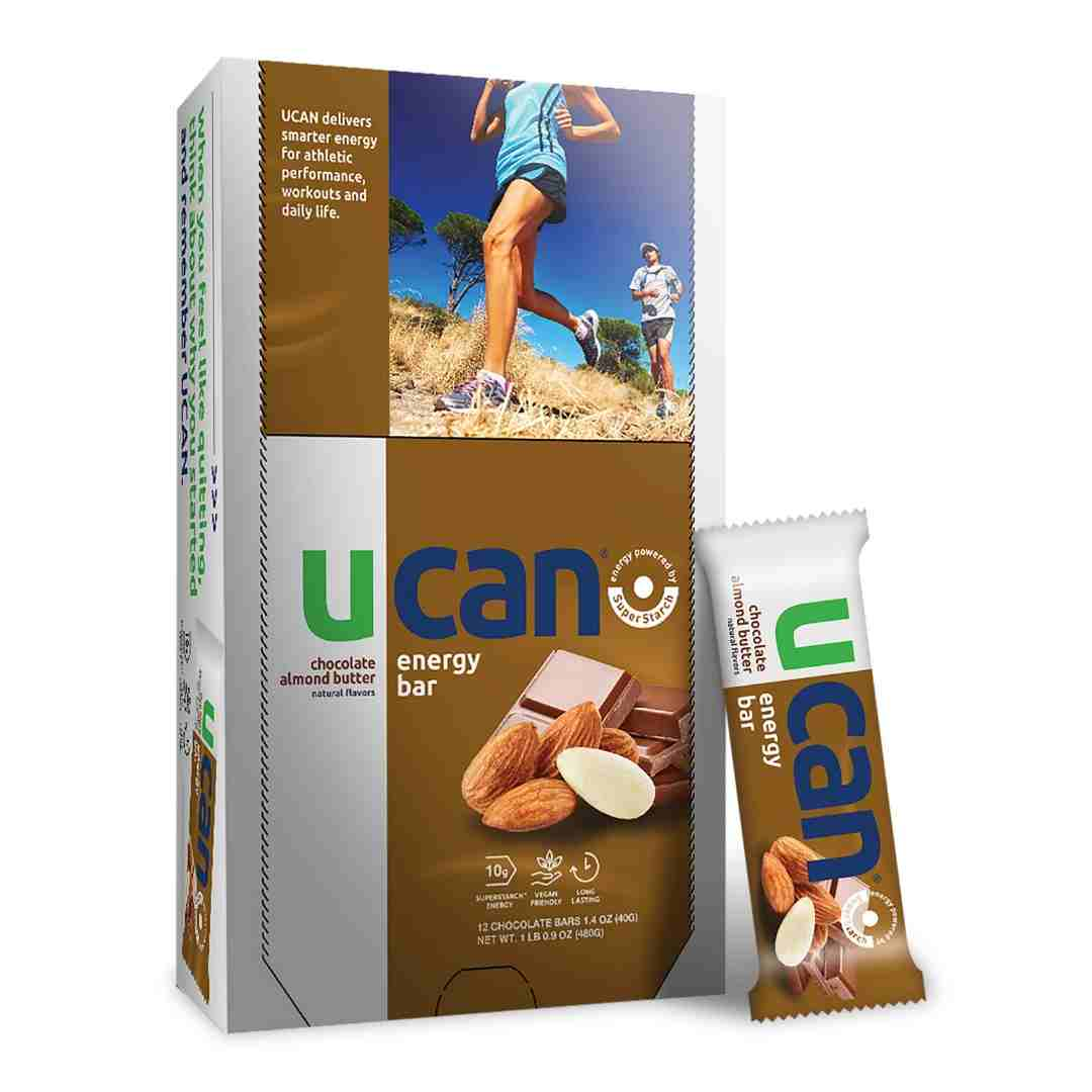 UCAN Chocolate Almond Butter Energy Bar