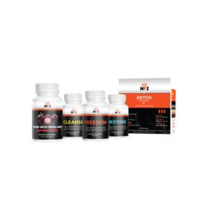 Cellular Detox 3 Month Kit