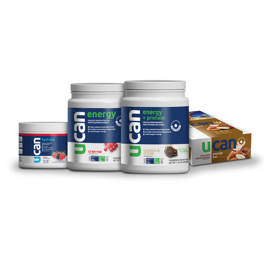UCAN Sara Hall Training Bundle