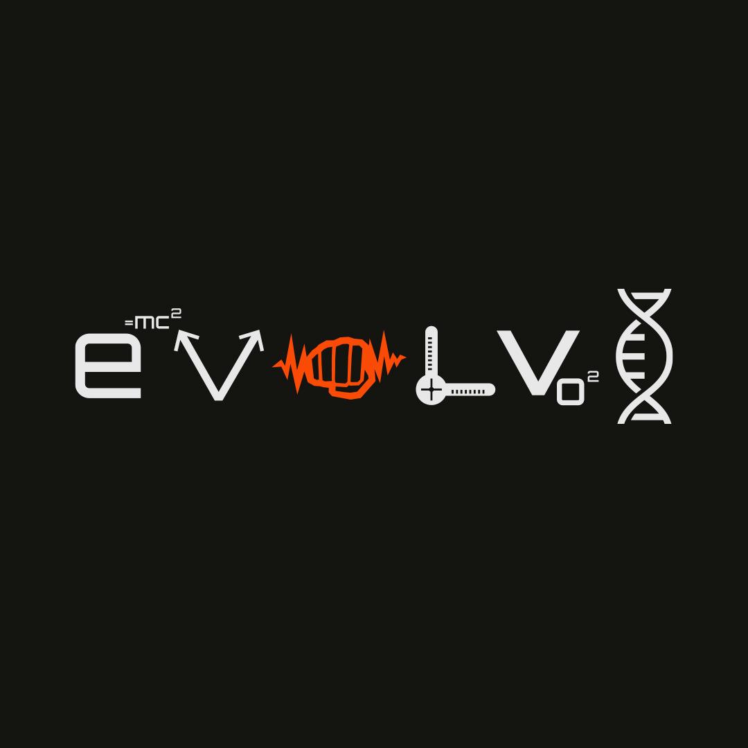 Evolve Symbols Black T