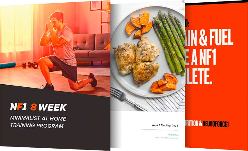 8 Week Home Training and Nutrition Program